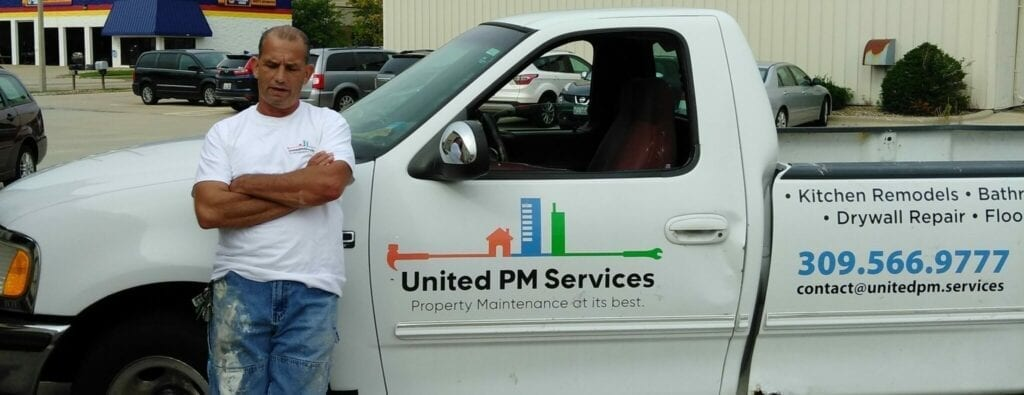 Billy Wallace Local General Contractor - United PM Services